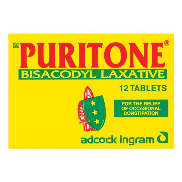 Puritone Tablets Blister Pack