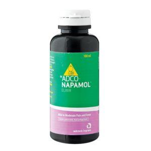 Adco-Napamol Syrup 100ml