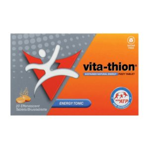 Vita Thion Fizzy Tablets 20's