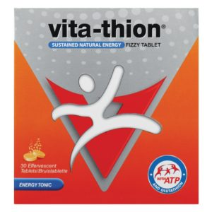 Vita Thion Fizzy Tablets 30's