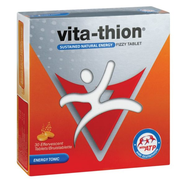 Vita Thion Fizzy Tablets 30's perspective