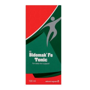 Bidomak Fe Tonic 100ml