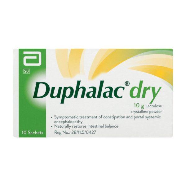 Duphalac Dry Powder Sachet 10 x 10g