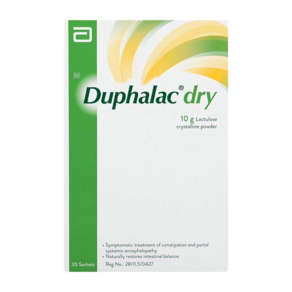 Duphalac Dry Powder Sachet 30 x 10g