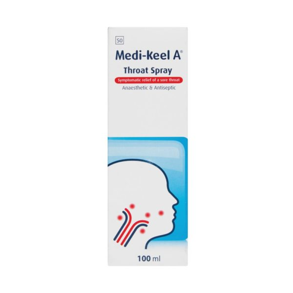 Medi-Keel Throat Spray 100ml