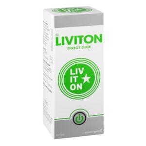 Liviton Elixir 500ml perspective