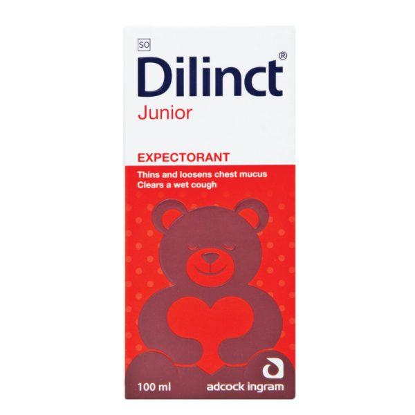 Dillinct Junior Expectorant 100ml