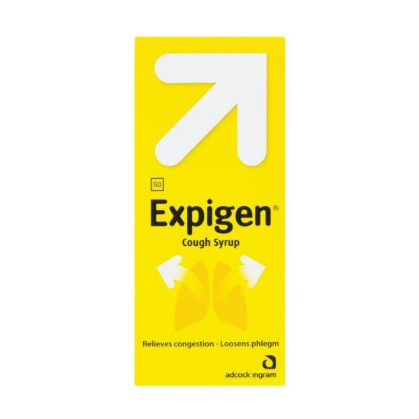 Expigen Cough Mixture Regular 200ml