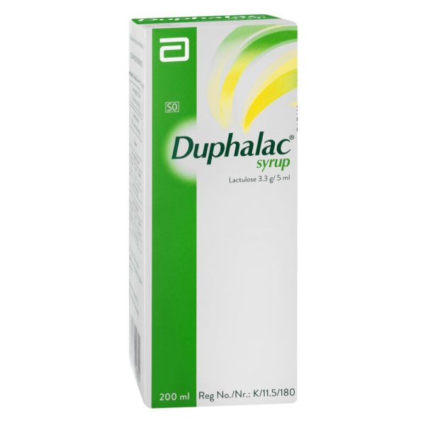 Duphalac Syrup 200ml perspective