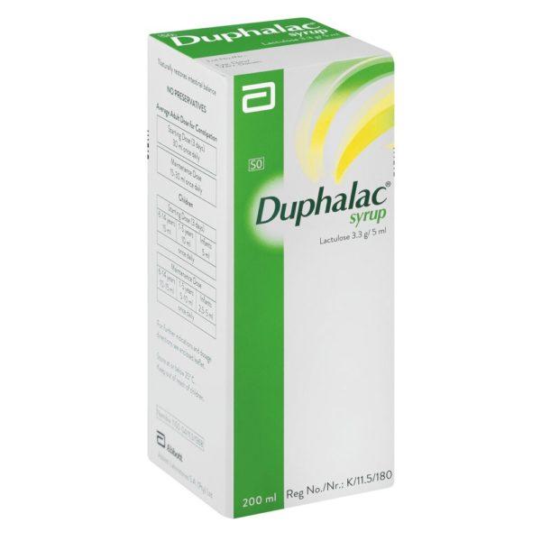 Duphalac Syrup 200ml side